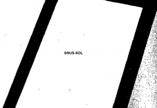 PLAN LOT 4 SOUS-SOL