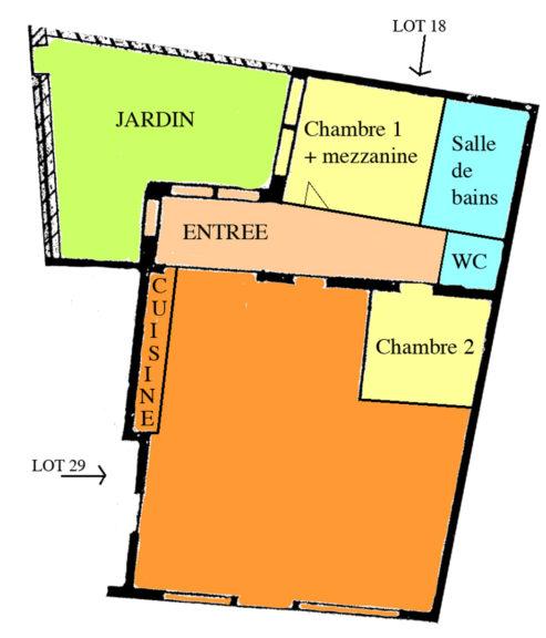 MODIFICATIF AU REGLEMENT DE COPROPRIETE 175-177 RUE DE NOISY LE