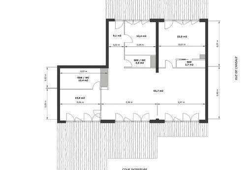 Plan 16 rue de Candale V2